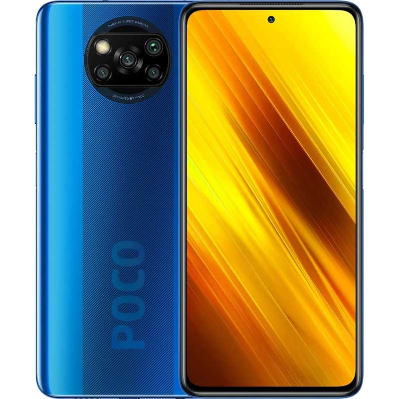 Xiaomi Pocophone X3 NFC DS 6GB
