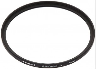 Polaroid Optics Multi Coated UV Protective Filter 72mm