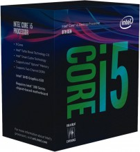 Intel® Core™ i5-8500 3.00GHz 9MB Box BX80684I58500