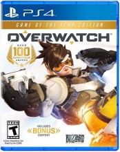 Overwatch GOTY Edition PS4 EN, PL
