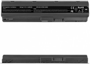 Qoltec Long Life Notebook Battery - HP/Compaq CQ62, 10.8-11.1 V | 4400 mAh