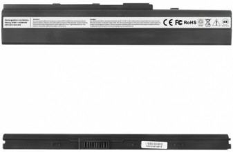 Qoltec Long Life Notebook Battery - Asus A32-K52 X42, 10.8-11.1 V | 4400 mAh