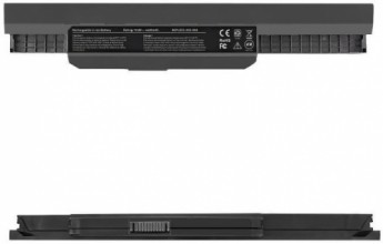 Qoltec Long Life Notebook Battery - Asus A32-K53, 10.8-11.1 V | 4400 mAh