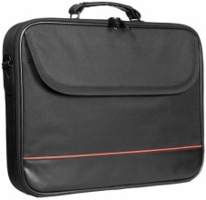 TRACER NOTEBOOK BAG 15.6 STRAIGHT BLACK
