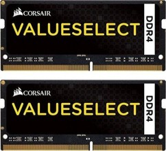 Corsair Vengeance 16GB 2133MHz DDR4 CL15 SODIMM KIT OF 2 CMSO16GX4M2A2133C15