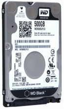 Western Digital Black 500GB 7200RPM SATA3 32MB WD5000LPLX