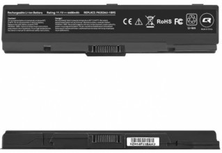 Qoltec Long Life Notebook Battery - TOSHIBA A200 A300, 10.8 V | 5200 mAh