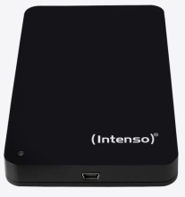 Intenso External Hard Drive 500GB MemoryStation Black 2,5'' USB