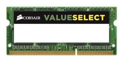Corsair 4GB 1600MHz DDR3L SO-DIMM CMSO4GX3M1C1600C11