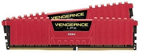 Corsair Vengeance LPX 16GB 2400MHz DDR4 CL14 KIT OF 2 CMK16GX4M2A2400C14R