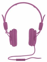 MODECOM headphones with microphone MC-400 FRUITY PINK