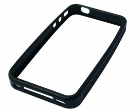 Sandberg Soft frame Clear iPhone 4