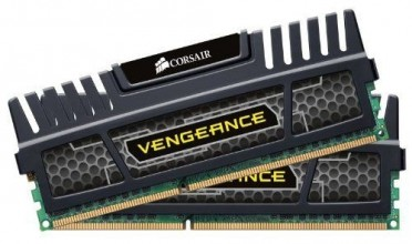 Corsair Vengeance 16GB 1600MHz DDR3 CL9 KIT OF 2 CMZ16GX3M2A1600C9