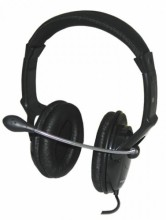 ESPERANZA Stereo Headset with microphone and volume control EH101