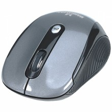 Manhattan Performance Wireless Optical Mouse, USB, 2000 dpi