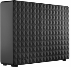 External HDD Seagate Expansion 3.5'' 4TB USB3, Black
