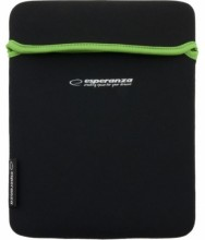 ESPERANZA ET172G SLEEVE FOR TABLETS 9.7'' BLACK/GREEN