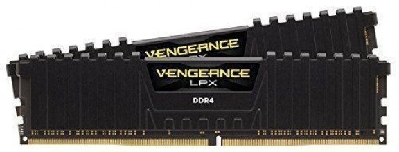 Corsair Vengeance LPX 16GB 2666MHz DDR4 CL16 KIT OF 2 CMK16GX4M2A2666C16