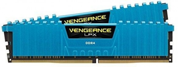 Corsair Vengeance LPX 16GB 3000MHz DDR4 CL15 KIT OF 2 CMK16GX4M2B3000C15B