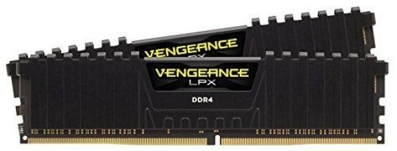 Corsair Vengeance LPX 16GB 2400MHz DDR4 CL14 KIT OF 2 CMK16GX4M2A2400C14