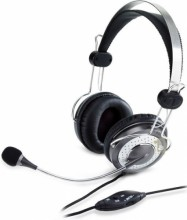 Genius Headphones HS-04SU (with microphone)