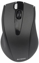 Mouse A4Tech V-TRACK G9-500F-1 Black RF nano