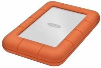 External HDD LaCie Rugged Mini 2.5'' 2TB USB3, Shock resistant