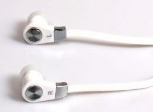 Media-Tech MagicSound DS-2 Earphones White