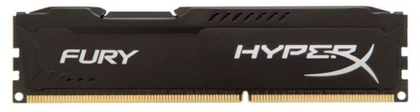 Kingston 4GB DDR3 PC14900 CL10 DIMM HyperX Fury Black HX318C10FB/4