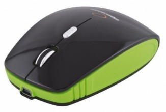 ESPERANZA Wireless Mouse Optical EM121G |2,4 GHz |1600 DPI | with charging cable