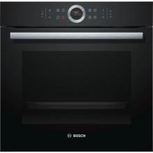 Bosch Serie 8 HBG635BB1 oven Electric 71 L Black,Stainless steel A+