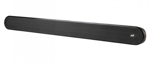 Polk Audio Signa Solo soundbar speaker Black