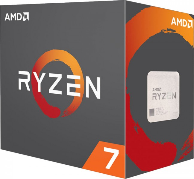 AMD Ryzen 7 2700X 3.7GHz 16MB