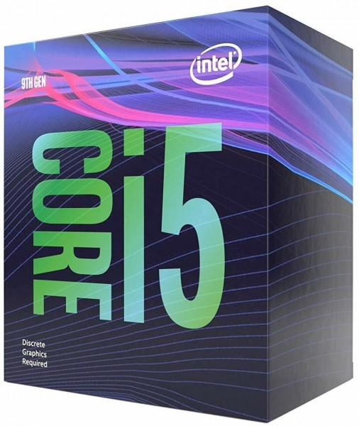 Intel® Core™ i5-9400F 2.9GHz 9MB BOX