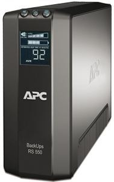 APC Power Saving Back-UPS Pro 550VA BR550GI