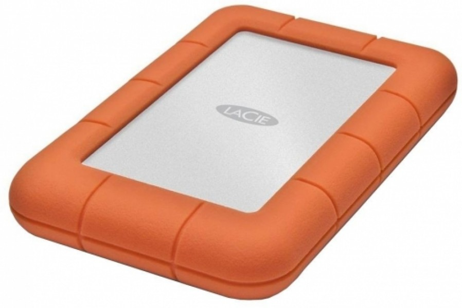 External HDD LaCie Rugged Mini 2.5'' 1TB USB3, Shock resistant