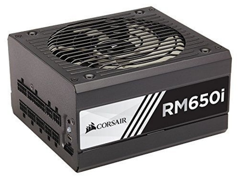 CORSAIR Enthusiast Gold Series RM650i
