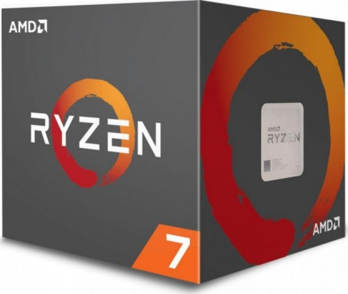 Ryzen 7 3800X 4,5GHz 100-100000025BOX