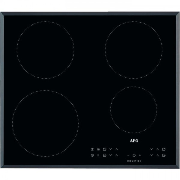 AEG IKB64301FB Black Built-in Zone induction hob 4 zone(s)